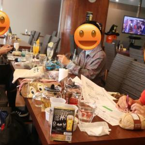 【鶯谷&入谷】10月3回目ニットカフェ&靴下の会開催致しました