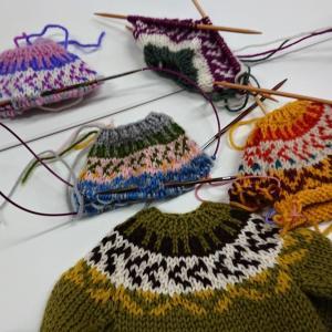 もっと編みたい英文パターン1Dayレッスン