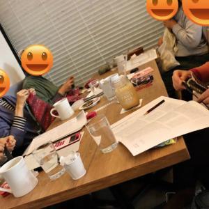 【武蔵浦和】11月ニットカフェ&靴下の会開催致しました
