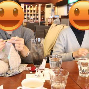 【鶯谷&入谷】12月2回目ニットカフェ&靴下の会開催致しました