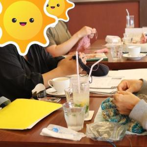 【鶯谷&入谷】9月ニットカフェ&靴下の会開催致しました