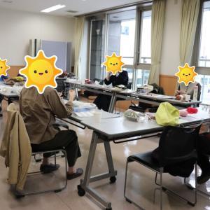 【さいたま市浦和】11月編み物教室を開講致しました