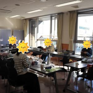 1月と2月の浦和編み物教室について