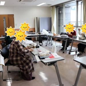【さいたま市浦和】1月編み物教室を開講致しました