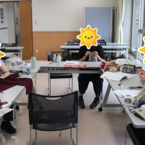 【さいたま市浦和】7月編み物教室を開講致しました
