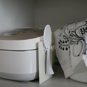 【無印×セリア】真っ白コンビが叶えた快適!!用途は違うケド…キッチンで大活躍デス!!