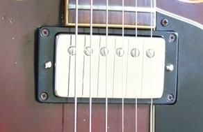 Gibson BurstBucker #2のピックアップレビュー