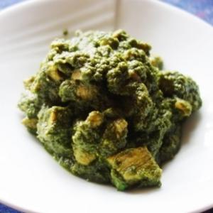 ニーラギリ風鶏肉のグリーンソース~パウダースパイスが多目のバリエーション/ニーラギリ・スタイル・チキン(Nilgiri Style Chicken)