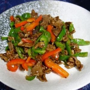 羊肉の辛炒め~塩味のバリエーション/小炒羊肉(シャオチャオヤンロウ)