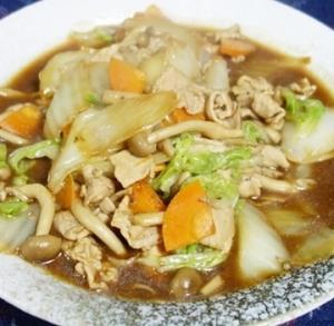 台湾風白菜煮込み/魯白菜(ルーパイツァイ)