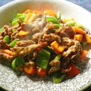 羊肉の辛炒め~醤油・塩味のバリエーション/小炒羊肉(シャオチャオヤンロウ)