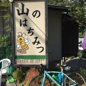 【怠けた体に】10月1日大垂水峠ライド【優しい峠?】