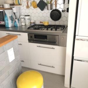 キッチンの整理と自粛生活に慣れ過ぎた件