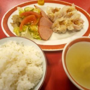 【西新宿で中華ランチ】台湾料理店で焼売定食~♪