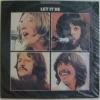 BEATLES コロンビア盤LP (10) Let It Be