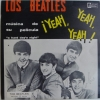 BEATLES ベネズエラ盤LP (3) Musica De Su Pelicula Yeah, Yeah, Yeah Paul, Ringo, George, John (A Hard Day's Night)