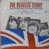 BEATLES ベネズエラ盤LP (21) La Historia De Los Beatles (The Beatles' Story)
