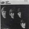 BEATLES ペルー盤LP (2) With The Beatles