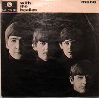 BEATLES 南ローデシア盤LP (2) With The Beatles