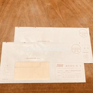 【株主優待2020】田谷(4679)から美容室で使える優待券をいただきました・2名義分です