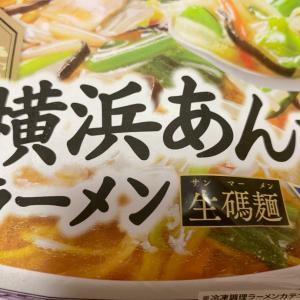 横浜あんかけラーメン 五目あんかけ焼きそば  忙しい時にも!