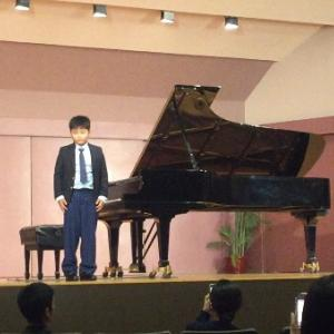 ピアノリサイタル2019と習い事について