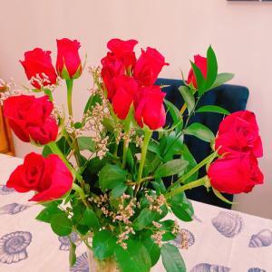 バラの花を長持ちさせる方法