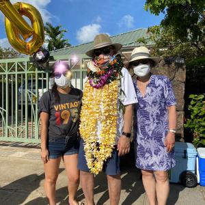 誕生日もドライブスルー&ハワイの外食難民事情