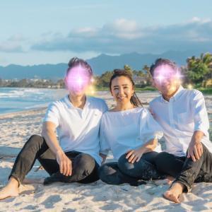 夢の家族写真