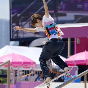 スケートボード金メダル堀米雄斗選手とアメリカンドリーム