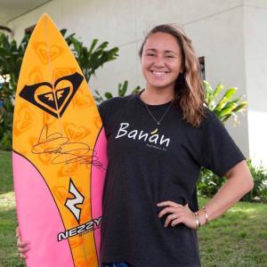 プナホウの卒業生サーフィンで金メダル!!とハワイ教育移住の方にオススメの習い事