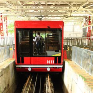 高野山ケーブルカー(2)