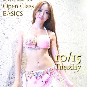 オープンクラス急遽開講します