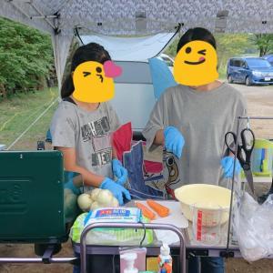 秋キャンプ②