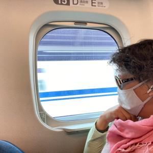 福岡に向かってます