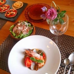 【お試しお料理教室】zuppa di pesce