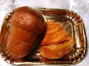 ナポリ銘菓 スフォリアテッラ