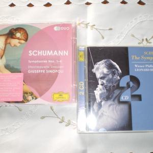 シューマンの交響曲の録音比較
