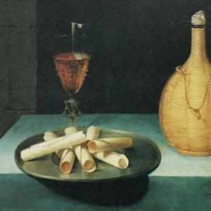 ブルボンのルーベラとルーブル美術館の静物画