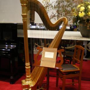 気分転換にモーツァルト作曲、フルートとハープのための協奏曲 KV299