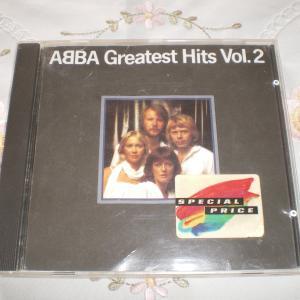 久しぶりにABBA アバを聞きました。