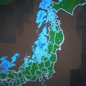 天気予報アプリもアプリによって予報が違います!