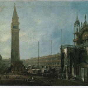 ミケランジェリのピアノのJ.S.バッハ作曲『イタリア協奏曲』