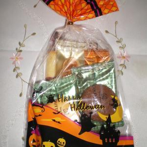 ハロウィーンのお菓子