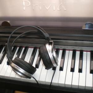 電子ピアノのスピーカーの具合が悪い場合の応急処置