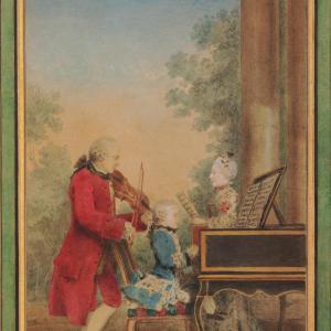 モーツァルトのピアノ協奏曲第25番
