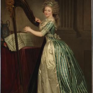 モーツァルトのフルートとハープのための協奏曲