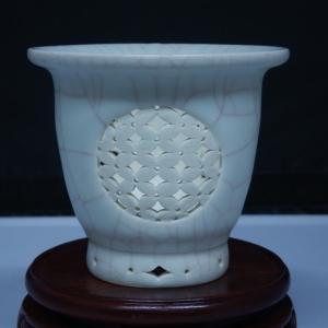 富貴蘭 植木鉢