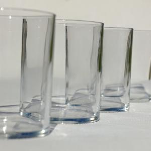 コップの水垢が落ちる方法