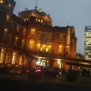 日々、東京へゆきました